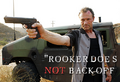 Rooker does not back off.png